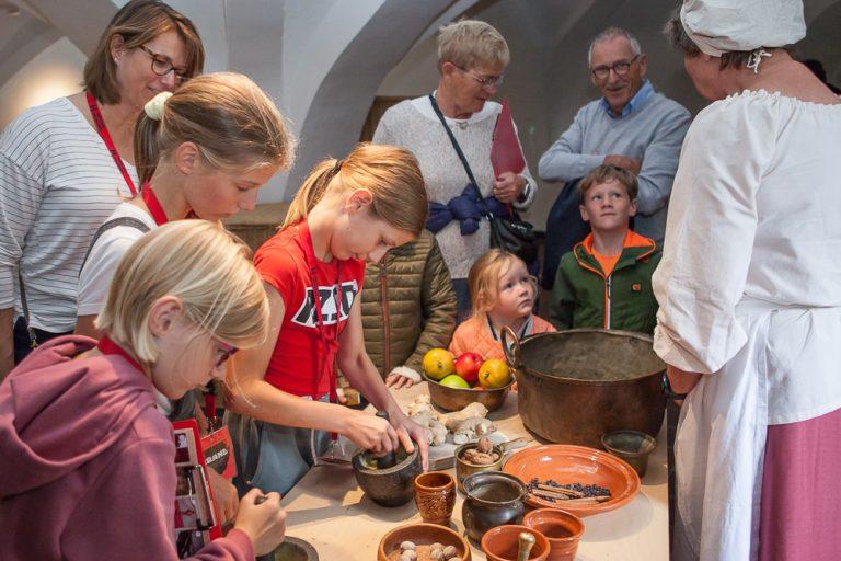 Vier de herfst bij Museum Helmond